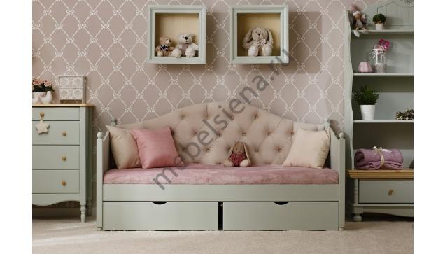 Детская деревянная кровать Клеопатра