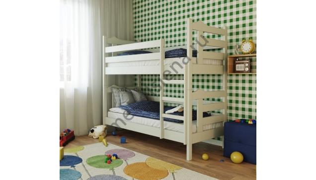 Двухъярусная кровать Сева деревянная