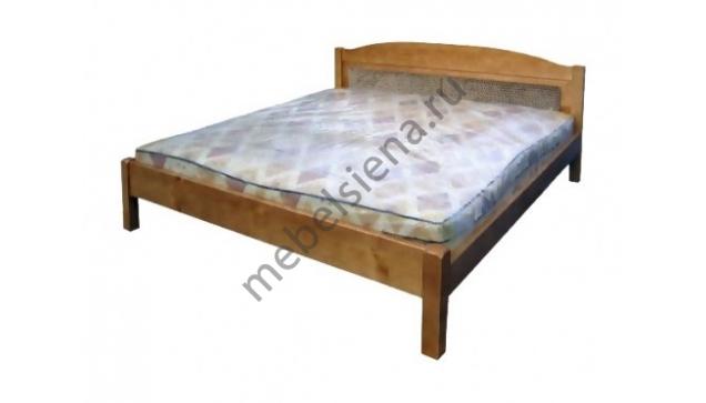 Двуспальная кровать Бриз (вставка)