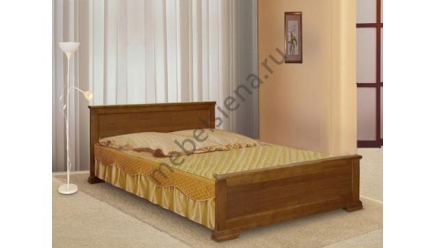Односпальная кровать Классика без рисунка