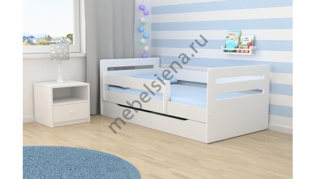 Детская деревянная кровать Дамбо