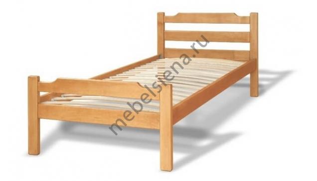 Детская деревянная кровать гера