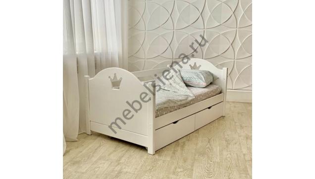 Детская деревянная кровать Авенти Корона