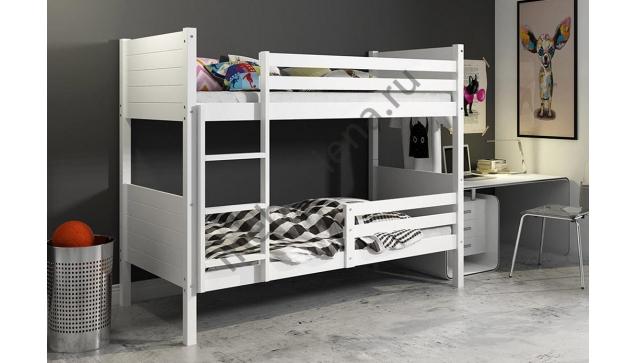 Двухъярусная кровать Герда деревянная