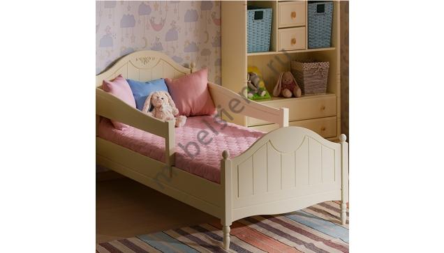 Детская деревянная кровать Ханко 2