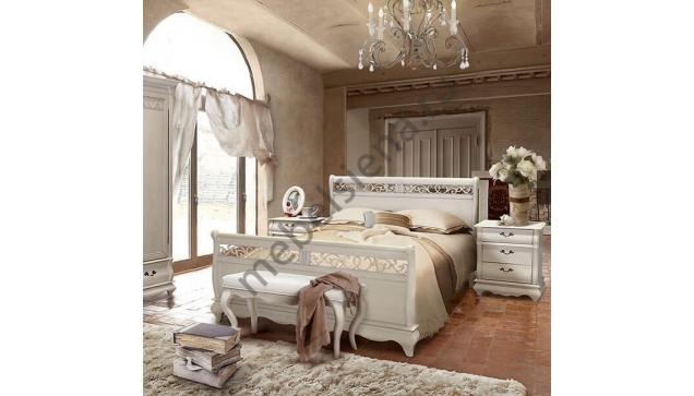 Двуспальная кровать Сабрина