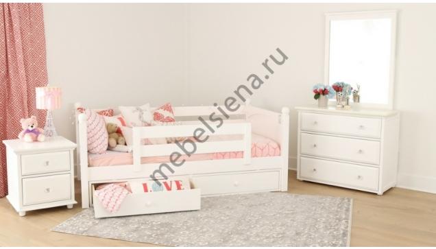 Детская деревянная кровать Мэри