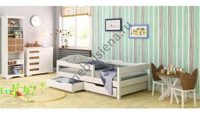 Детская деревянная кровать Фиджи