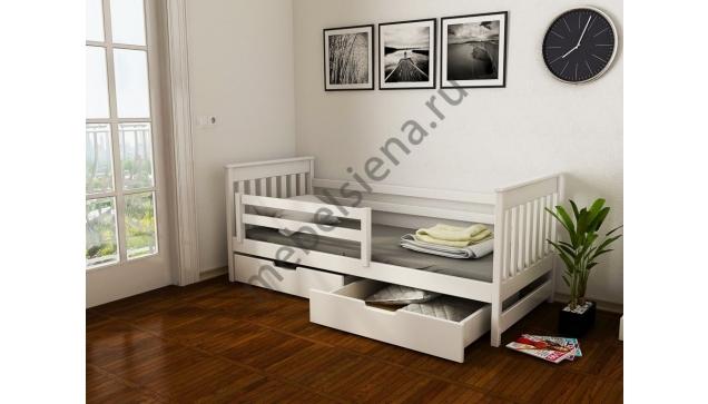 Детская деревянная кровать Граци