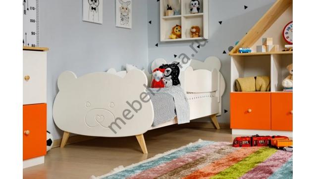 Детская деревянная кровать Балу