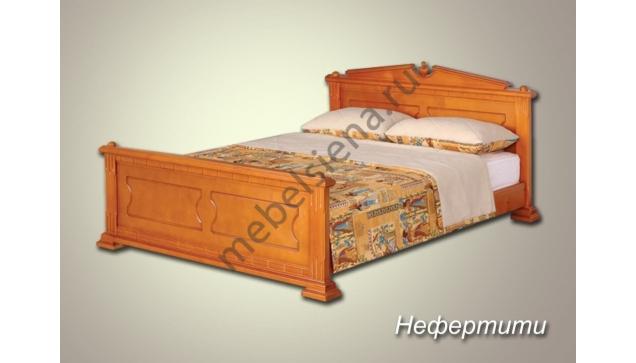 Двуспальная кровать Нефертити