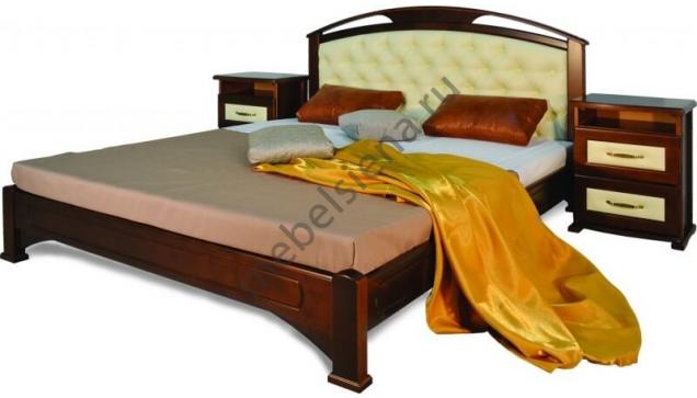 Односпальная кровать Омега вставка