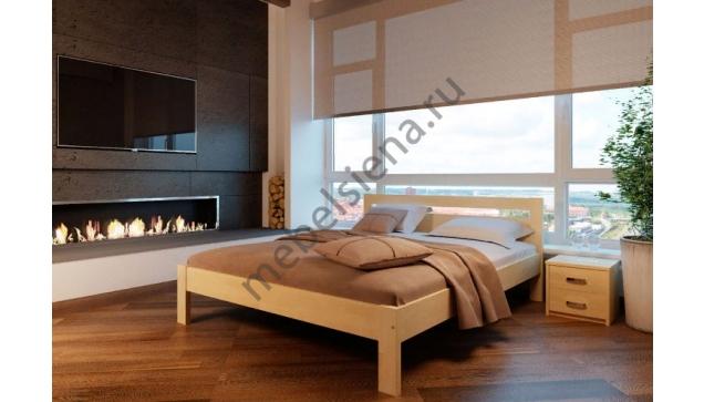 Двуспальная кровать Авенти Дача