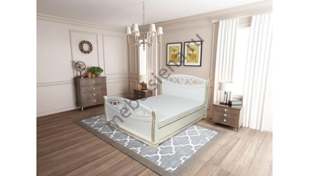 Двуспальная кровать Сиена