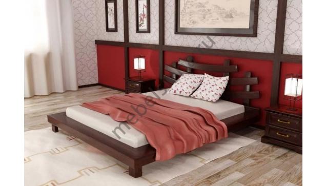 Двуспальная кровать Фуджи 2
