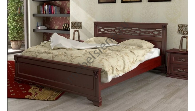 Двуспальная кровать Лирона