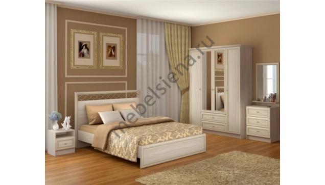 Двуспальная кровать Аделаида