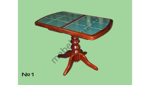 Деревянный стол 1