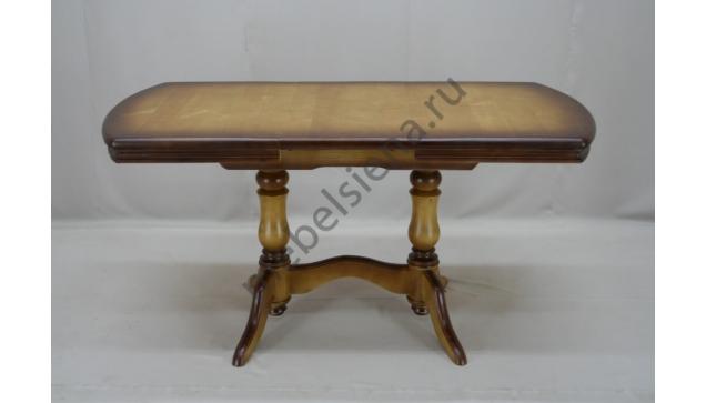 Деревянный стол 2х бал 2