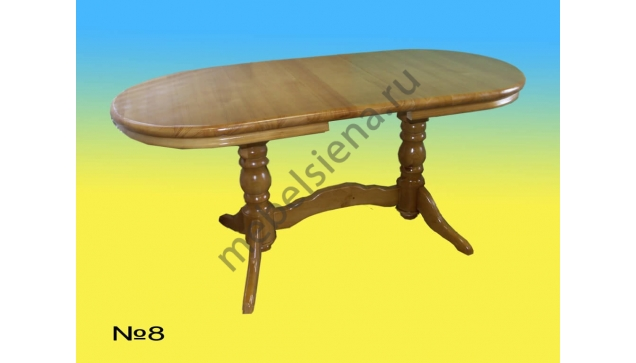 Деревянный стол 6 из массива