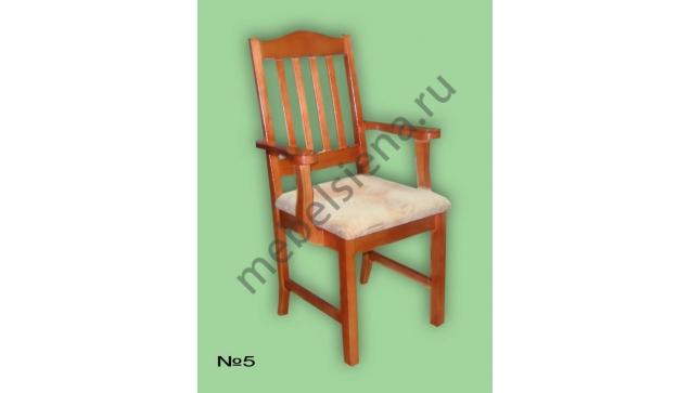 Деревянный стул 5